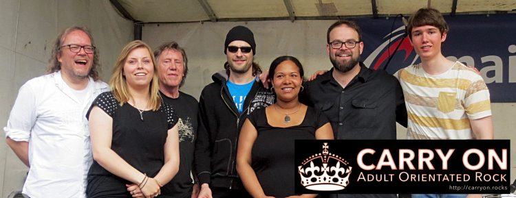 Carry On Steinbacher Stadtfest 2016