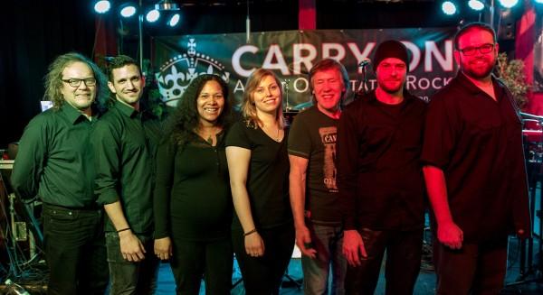 Carry On rockt den Brückenkopf